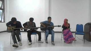 Cover Lagu Insya Allah Maher Zain Ft Fadly (homeband UNIPA-HBH'13)