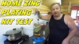 Book Rustproof Your Small Parts!!! Galvanizing Electroless  Zinc Plating Kit