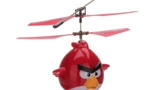 Wholesale rc flying bird,Remote sensing angry bird TL8025A.MOV