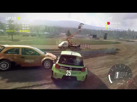 Dirt Rally 2.0 Race Night #20 - Sweden  