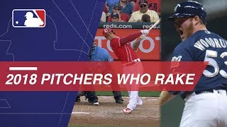 Pitchers Who Rake: Home Runs by Pitchers in 2018