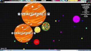 agar io gameplay