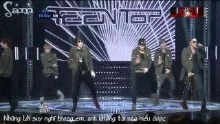 [vietsub] Crazy - TEEN TOP {perf 120119 M!Countdown}