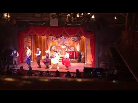 The Hoop Dee Doo Musical Revue - Walt Disney World - Fort Wilderness