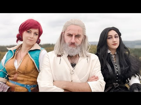 The Witcher CMV - Live action thumbnail