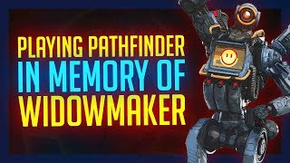 Playing Pathfinder in Memory of Widowmaker