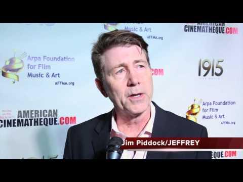 Jim Piddock  1915 Movie Premiere  Arpa Foundation for Film, Music & Art