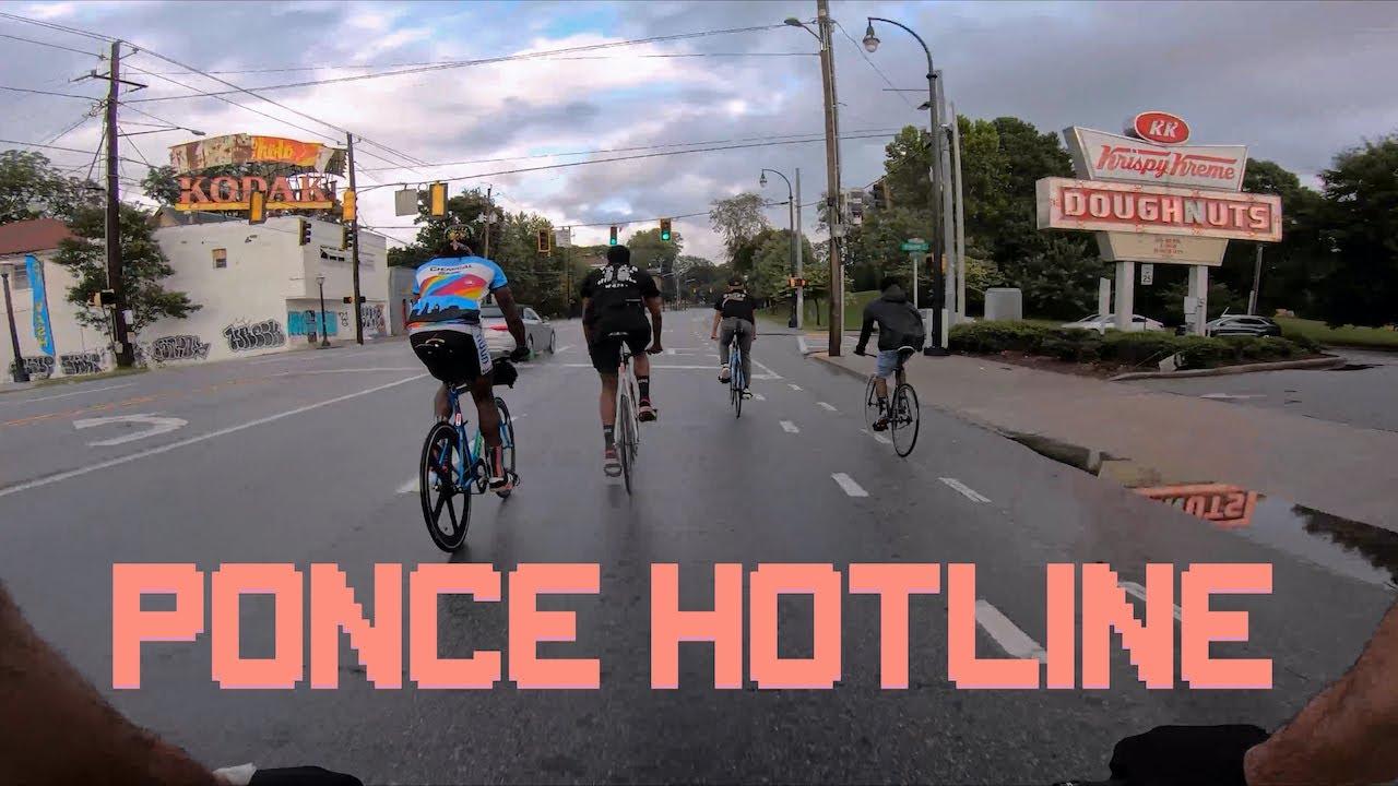 Fixed Gear Atlanta - Ponce HotLine - Fixed Gear