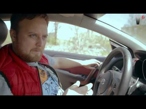 Kia Cerato Koup 2.0 канал V6 тест драйв