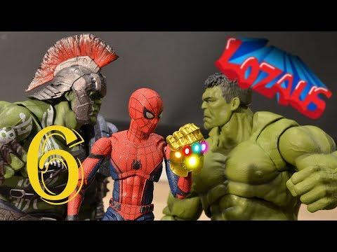 Spider Man Action Series Episode 6