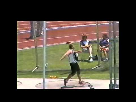 Discus Throw Mens Qualifying and Final USATF 2002 Championships