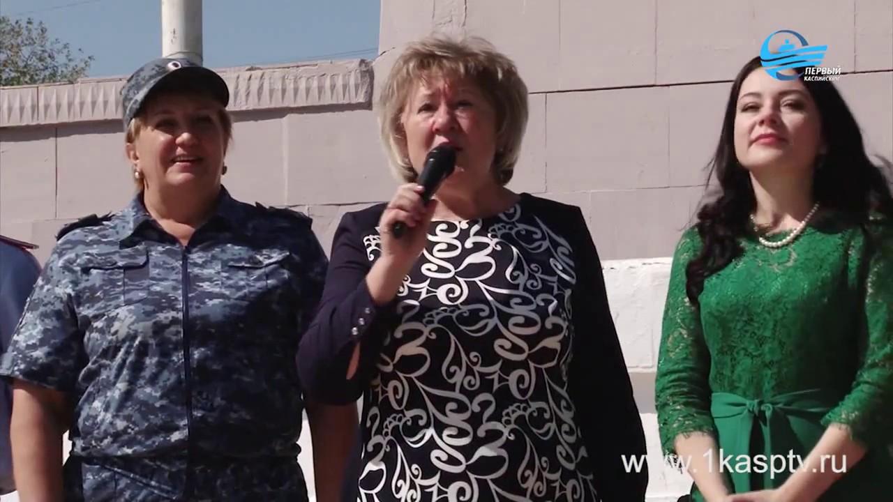 Всероссийская профилактическая акция «Неделя безопасности дорожного движения» стартовала в Каспийске