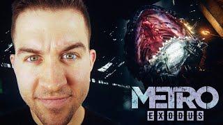 Metro Exodus  - Volga - Part 7 - Death to the Tsar Fish
