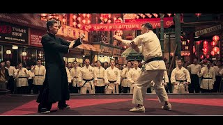 IP MAN 4 | Trailer & Filmclip. Kyokutan vs CnMasters [HD]
