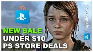 NEW PSN SALE | Weekend Deals Under $10 - PlayStation Store Cheap PS4 Deals