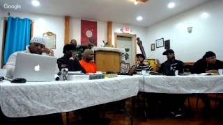 "Torah and ""Messianic"" discussion with Divine Prospect, Zion Lexx, Hashar and Danyaahla"