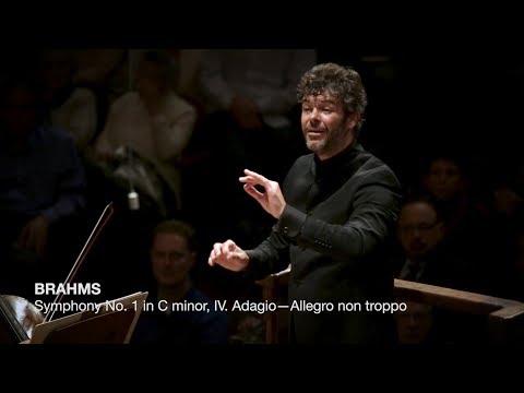 Pablo Heras-Casado Conducts Brahms' Symphony No. 1