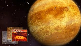 Venus Screensaver 4K UHD