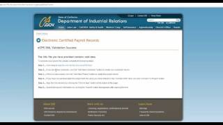 Module 4: Online Payroll Reporting System, Submitting Payroll via XML (4:01)
