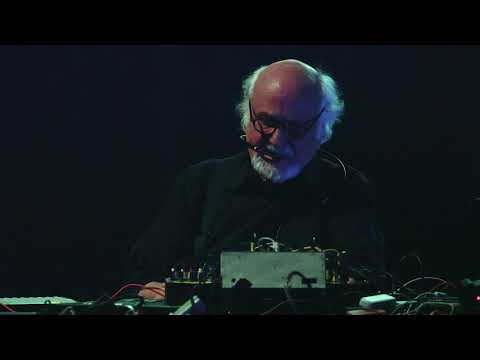 "<span class=""title"">Morton Subotnick and Lillevan: Live in concert 