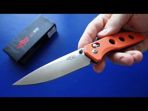 Идеальный Китайский нож! Firebird FB762 By Ganzo