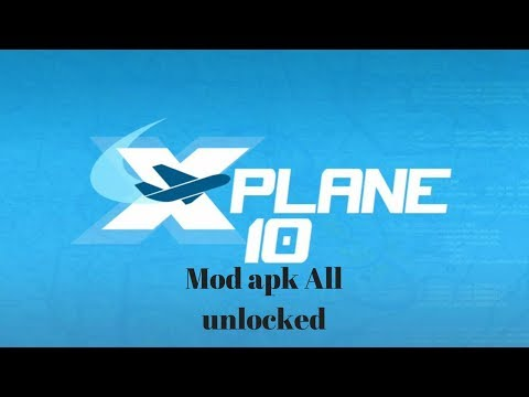 How To Download X Plane 10 All Unlocked Mod Apk On Android (Only 11.8 MB)