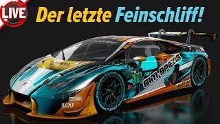 VRL 24h Spa - Training - Der letzte Feinschliff! - Assetto Corsa Livestream