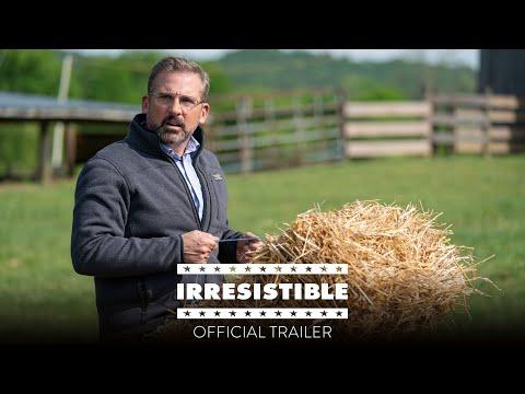 Steve Carrell se pone político en Irresistible