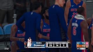 NBA2K18 - Career Road to 99 - Shooting Guard New York KNICKS