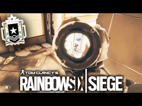 RAINBOW SIX SIEGE | ROAD TO PLATINO T2#11 | XxStratusxX