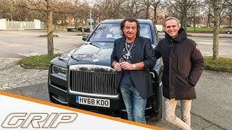 Das teuerste SUV der Welt! I Rolls-Royce Cullinan I GRIP