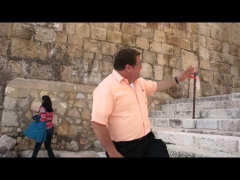 Viaje De Estudio A Tierra Santa (Israel) - Templo De Salomon