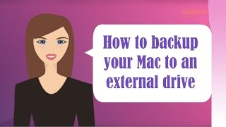 How to Back-up your Mac OS X with and external drive - Yosemite and El Capitain