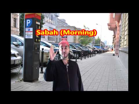 Learn to speak Arabic Free - Greetings , Good Morning
