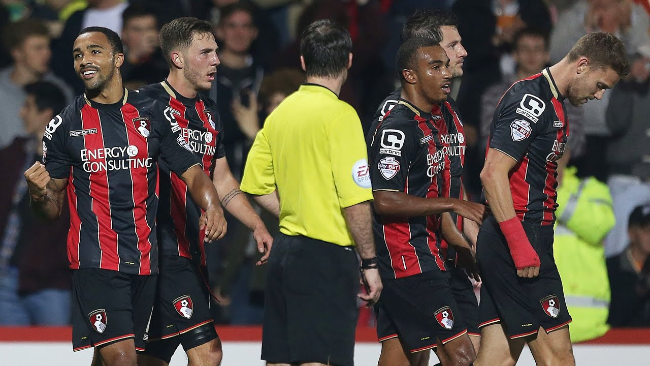 Highlights | AFC Bournemouth 2-1 West Brom
