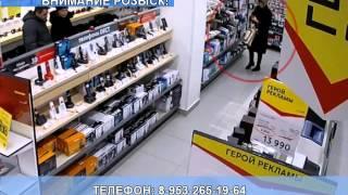 Кража видеокамеры в М.Видео (Архангельск)(, 2016-03-17T13:51:39.000Z)