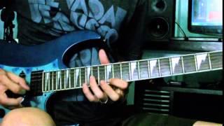 Belajar Gitar Pemula- Imrovisasi Melodi Dengan Nada Dasar G Part 2