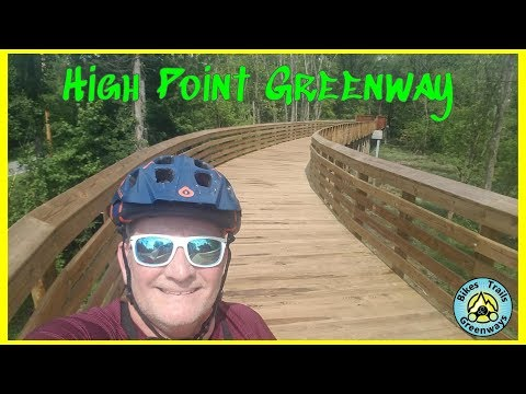 Return To High Point Greenway   High Point NC