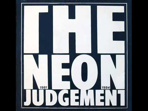 The Neon Judgement - Too Cold To Breathe