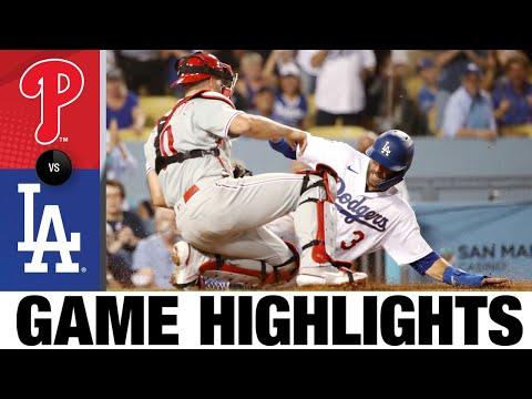 Phillies vs. Dodgers