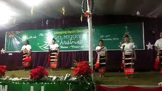 Rongmei Xmas best  Choreography ever at Lubanglong 2018