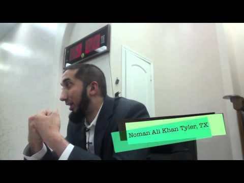 Nouman Ali Khan In Tyler TX, Hosted by ETIS
