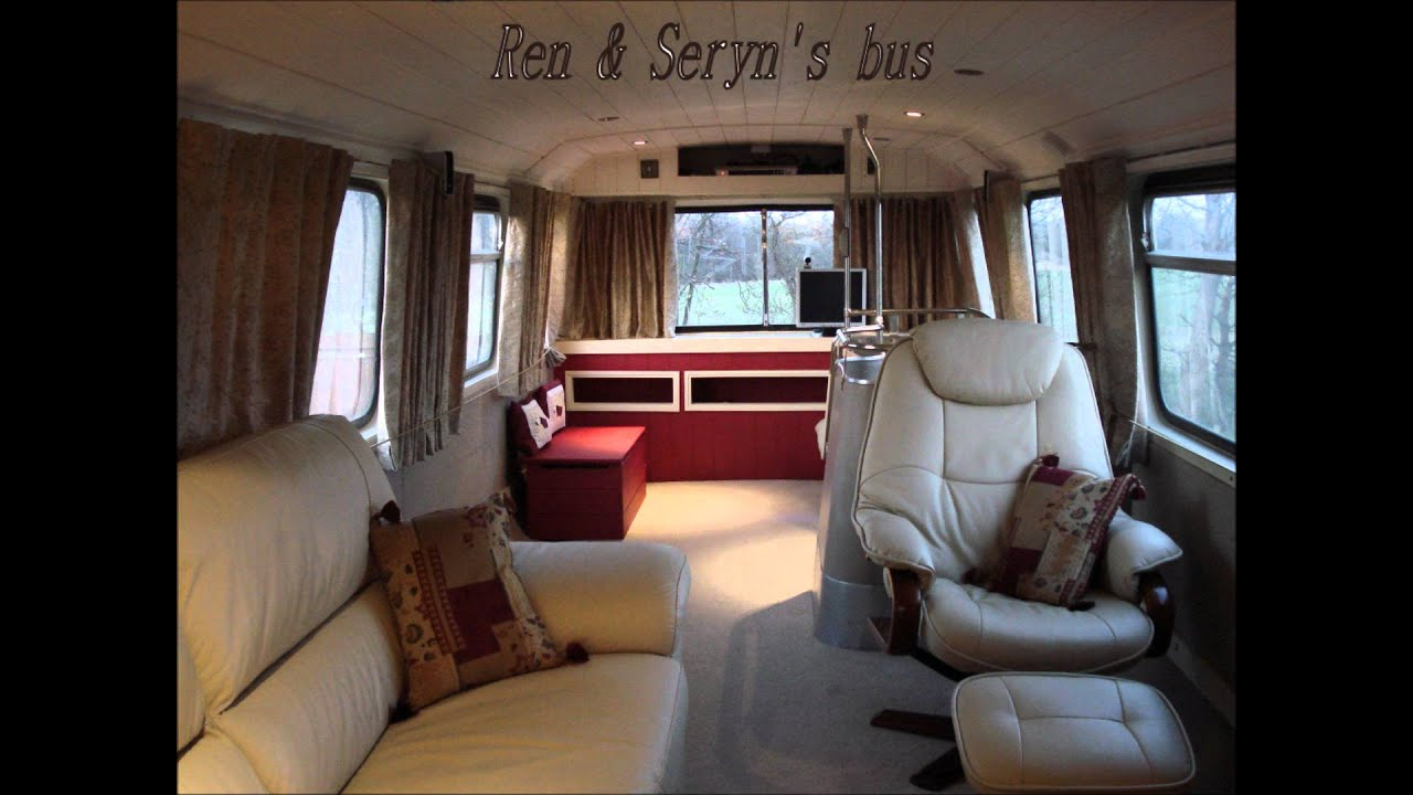 Best Rv Floor Plans Double Decker Bus Living Youtube