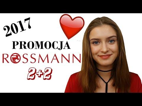 Rossmann promocja 2+2   2017   kosmetyki do pielęgnacji twarzy   klatex