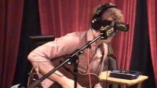 """Spoon performing """"Written In Reverse"""" on KCRW"""