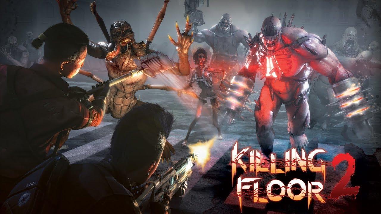 Killing Floor 2 Soundtrack Hack Attack Abomination Theme Youtube