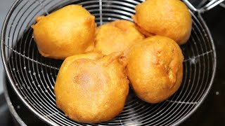 बारिश के मौसम में बनाये ये चटपटा वड़ा, खाने के बाद आप इसके स्वाद में खो जायेंगे  | Pyaz Vada Recipe