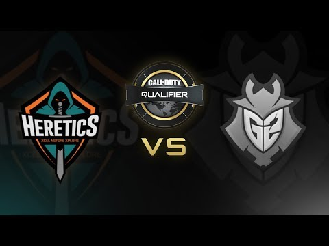Team Heretics vs G2 Esports - CWL Pro League Qualifier - Día 4