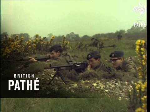 RAF Regiment In Training (1969)