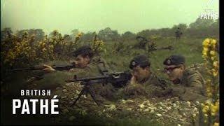 RAF Regiment In Training (1969)